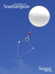 ASTRA 7 begins its ascent.
